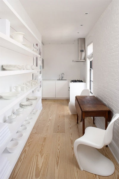 Decorating Small Spaces Long amp Narrow Serenity Living Stores