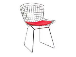 Bertoia Wire Side Style Chair Reproduction