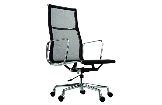 Angus High Back Mesh Office Chair Reproduction