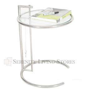 Eileen Gray Style Side Table Reproduction 2