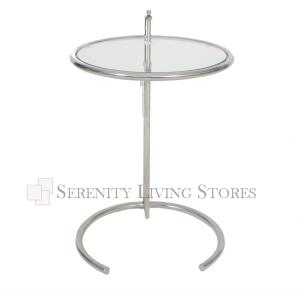Eileen Gray Style Side Table Reproduction 3