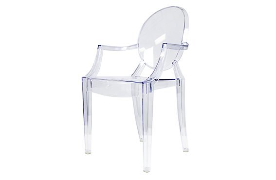 Ghost Style Arm Chair Reproduction 2