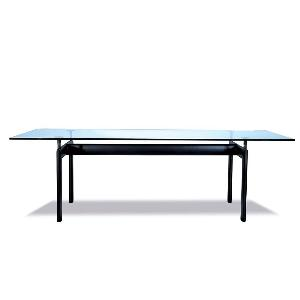 Le Corbusier LC6 Style Dining Table Reproduction 4