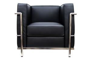 Le Corbusier LC2 Style Armchair Reproduction 5
