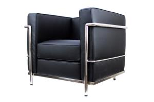 Le Corbusier LC2 Style Armchair Reproduction 6