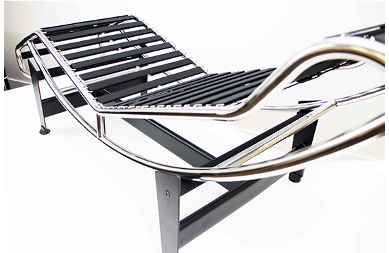 Le Corbusier LC4 Style Lounge Chair Reproduction 13