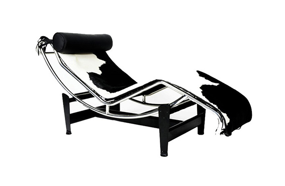 Le Corbusier LC4 Style Lounge Chair Reproduction 4