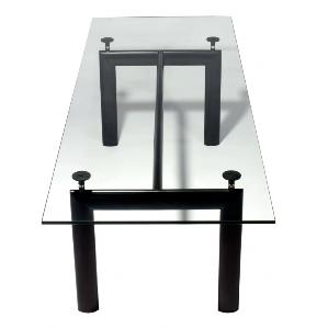 Le Corbusier LC6 Style Dining Table Reproduction 2