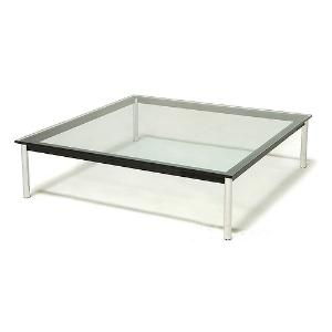 Le Corbusier LC10 Style Coffee Table Reproduction