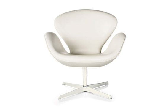 Swan Style Chair Reproduction 9