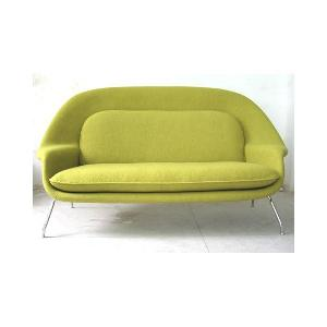 Womb Style Loveseat Reproduction 2