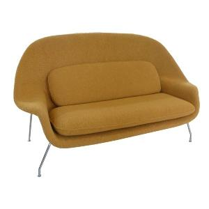 Womb Style Loveseat Reproduction 3